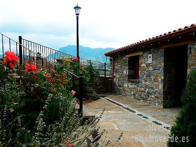TURISMO VERDE HUESCA. Casa Lueza en Alueza